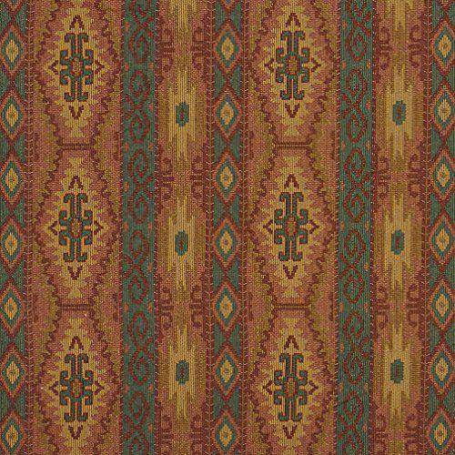 J9600J Southwestern Striped Geometric Woven Decorative Novelty Upholstery Fabric By The Yard Discounted Designer Fabrics http://www.amazon.com/dp/B00ULNX3DM/ref=cm_sw_r_pi_dp_Lj76vb04PQP22