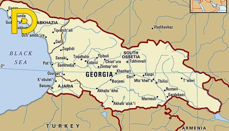 أين تقع دولة جورجيا وهل هي دولة أوروبية برو ديفيلوبرز Where Is Georgia South Ossetia Tskhinvali