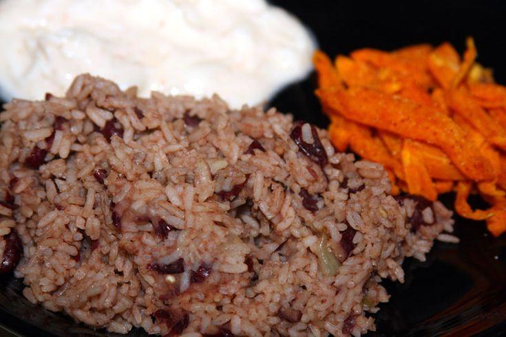 Rice and Peas - Jamaican recipe photo - Karthik Raja photos at pbase ...