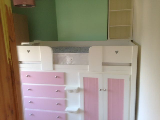 Small Box Room Cabin Bed For Grandma: 130 Best Images About Childrens Cabin Beds On Pinterest