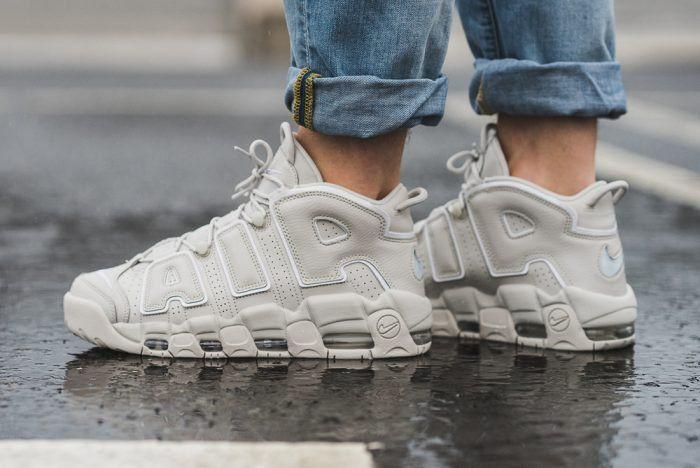 info for c3e35 7ecac Nike Air More Uptempo (Light Bone) | Kick It in 2019 | Nike air uptempo,  Nike shoes, Sneakers