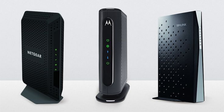 The Best Cable Modems for Improved Home Internet Stop paying your ISP money to rent a crappy modem by taking control of your broadband connection with one of these picks.