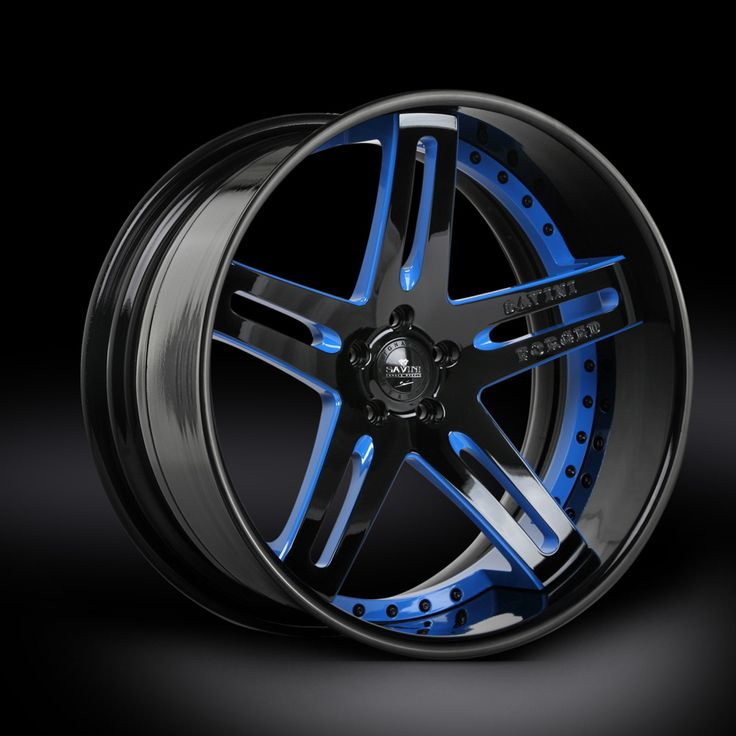 Savini SV1-C XC Wheels