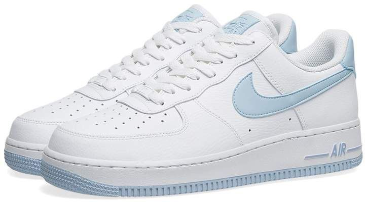 air force one bleu pastel femme