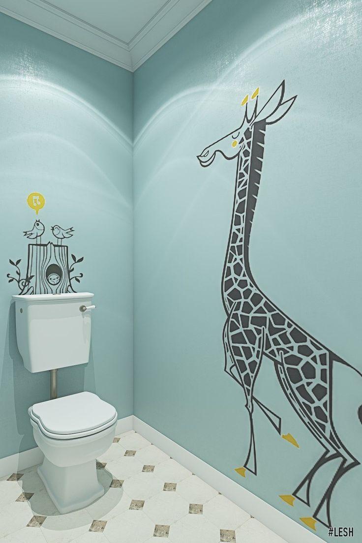 Дизайн проект квартиры в Сестрорецке - 100м #дизайн #интерьер  #современнаякласика #оформление #дизайнинтерьера #дизайнпроект #спб #lesh #designinerior #детская #саунезл #туалет #жираф