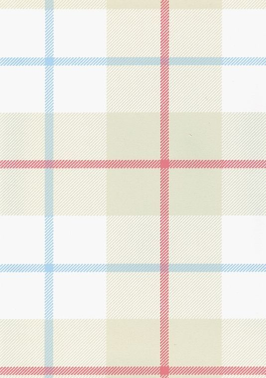 ranold wallpaper tartan wallpaper in grey and white with a line of pale blue and pale red