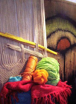 Taller de Arte Textil Claudia Giberto, Licenciada en Arte Textil