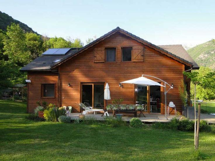 Maison à #vendre 5 pièces dans le secteur de #cierp-gaud.