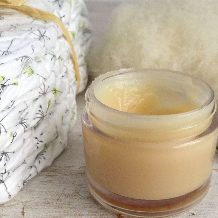 Honig-Wundsalbe-Rezept ° Golden-Balm-Rezept