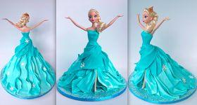 Tarta Elsa