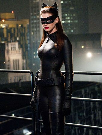 Been obsessed with catwoman since I was a little girl