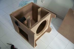 DIY Subwoofer :)