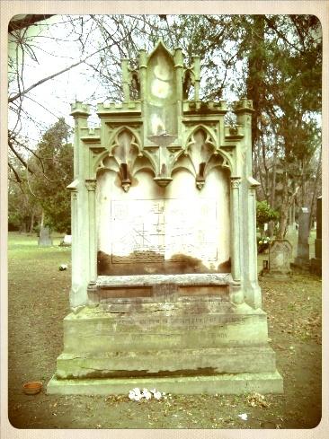 Ondrejs` cemetery
