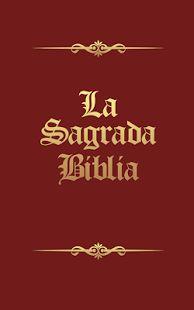 La Sagrada Biblia: miniatura de captura de pantalla