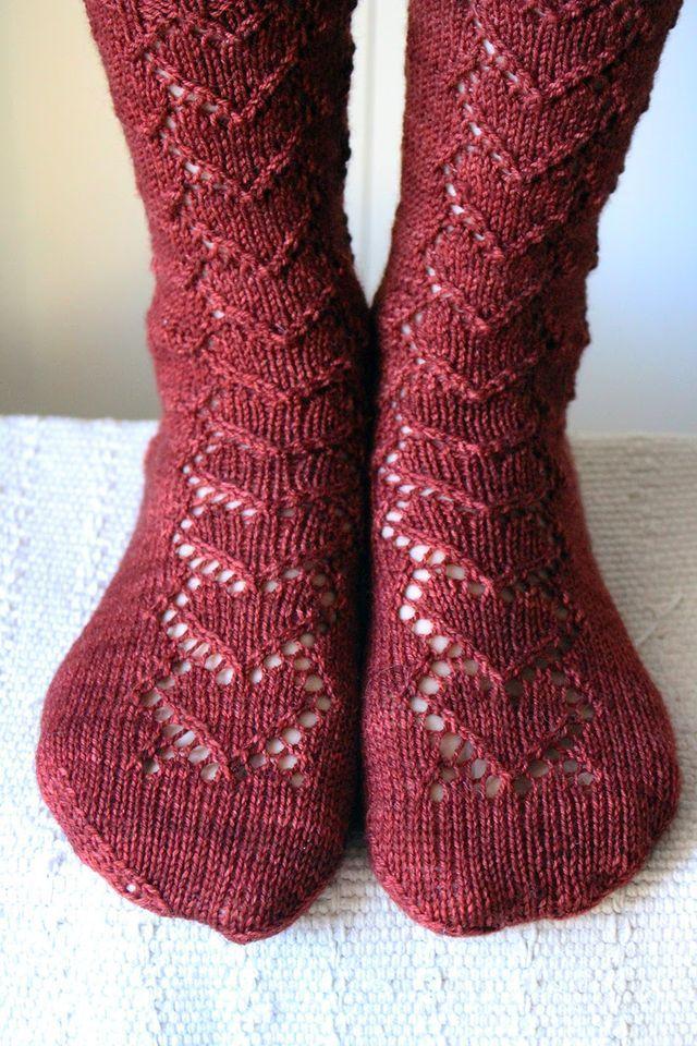 Piece Of My Heart Socks (via Bloglovin.com )
