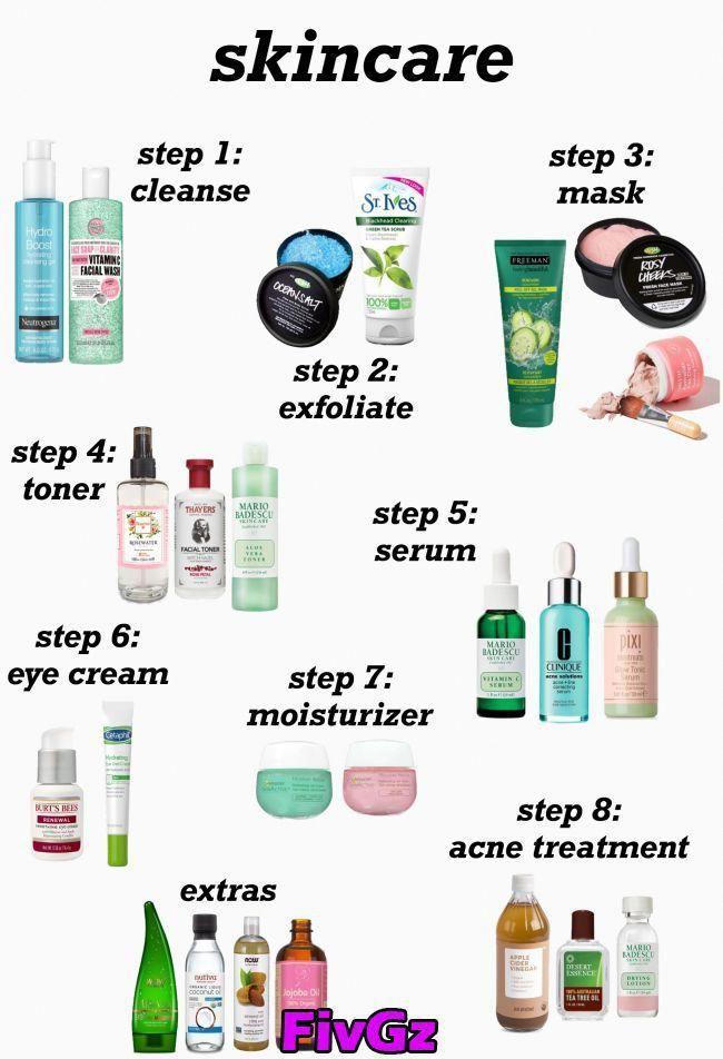 Beauty Tricks Beauty Tricks Skincareroutine In 2020 Skin Care Routine Steps Best Skin Care Routine Body Skin Care