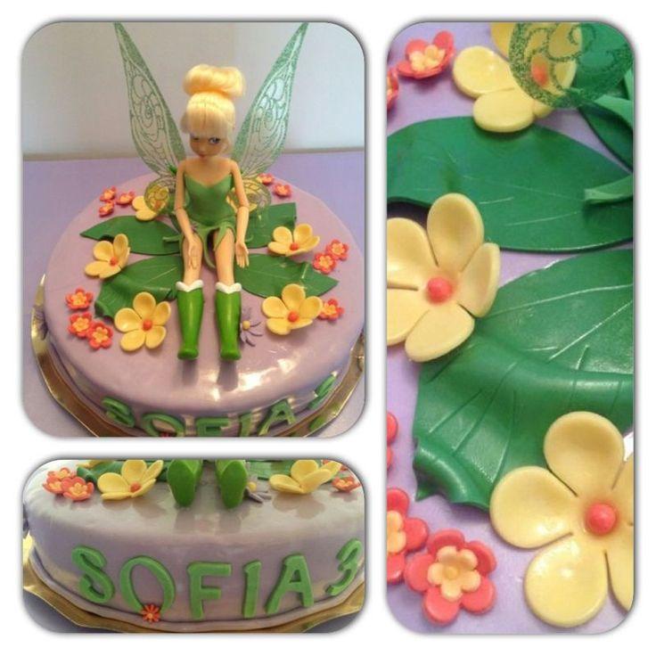 Cake design: torta trilli