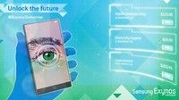 Samsung Galaxy Note 4 features to include retina scanner? Samsung drops us a very big, eyelash fluttering hint