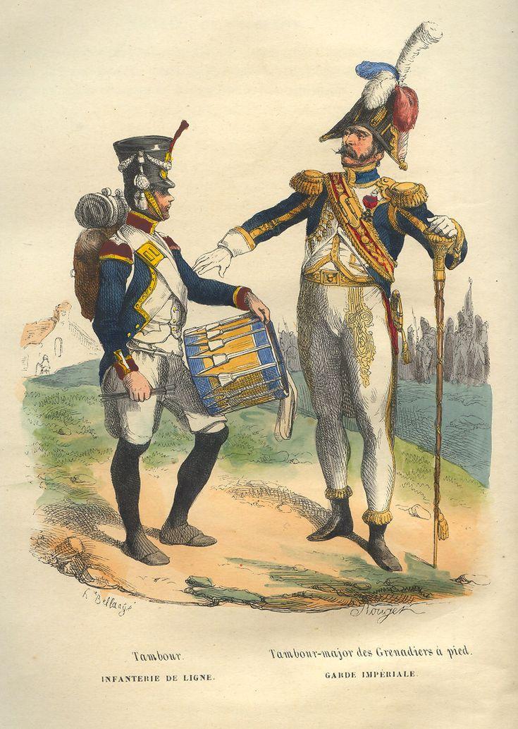 Французская армия в 1812 открытки