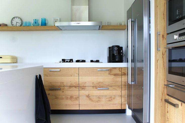 Werkblad Keuken Hout : voor keuken idee?n uw keuken nl 4 2 gepind vanaf uw keuken nl