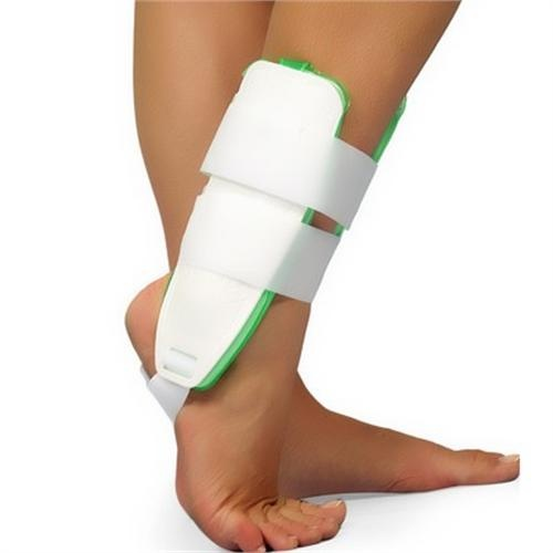 Plastic Ankle Support-Air Padded