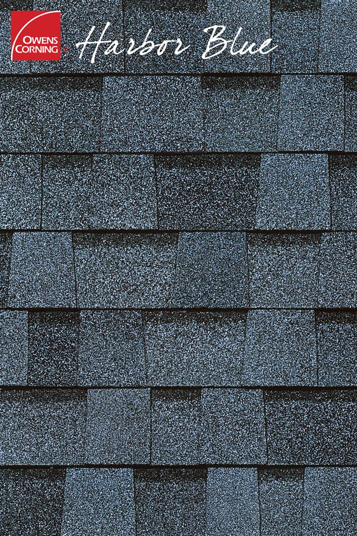 Best Harbor Blue Is A Part The Owens Corning Trudefinition 400 x 300