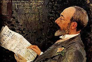 OSMAN HAMDİ BEY -YEĞENİ TEVFİK-1899