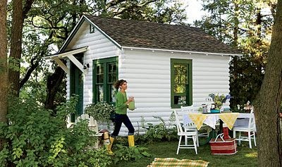 cottage - why cant my garden shed look like this?