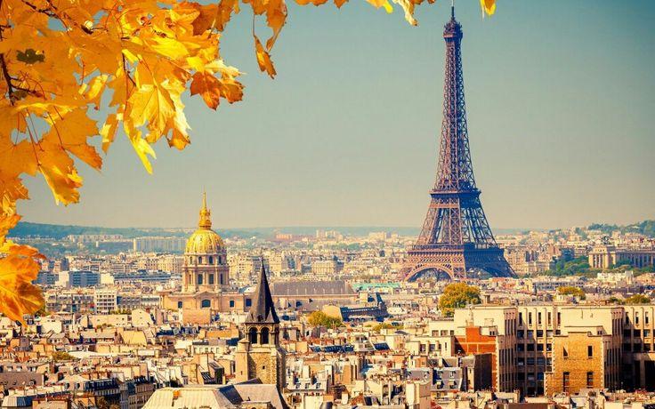J' adore la Paris !!!!