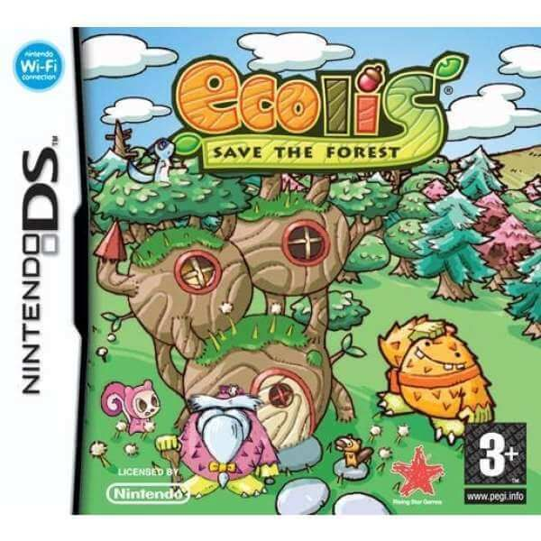 Game PC Rip - Ecolis Save The Forest [Multi5] [Español] [NDS]