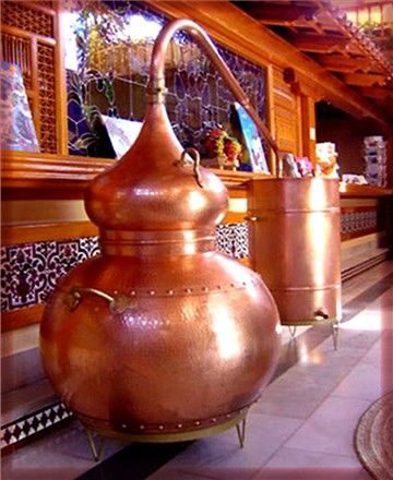 Copper AlembicPot Still 80 gallon (300 liter) When our customers began requesting an all copper moonshine still we did our research and found this quality item made by a small European factorythat has been producing copper stills in the tradtional way for hundreds of years. These gorgeous copper alembic stills provide excellent alcohol productionand are …