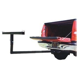 Darby Extend-A-Truck 944 4-Feet Truck Bed Extender, Red