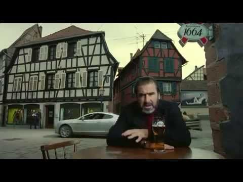 Eric Cantona Kronenbourg 1664 Beer Commercial Advert Farmers of Alsace Agriculteurs d'Alsace 2013 - YouTube