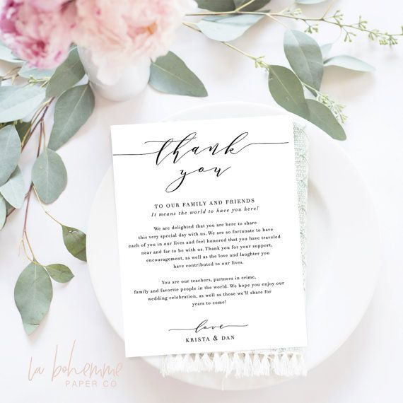 Best  Thank You Letter Ideas On   Thank You Notes