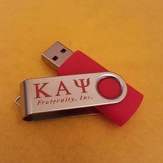 Kappa Alpha Psi Keyring Flashdrive