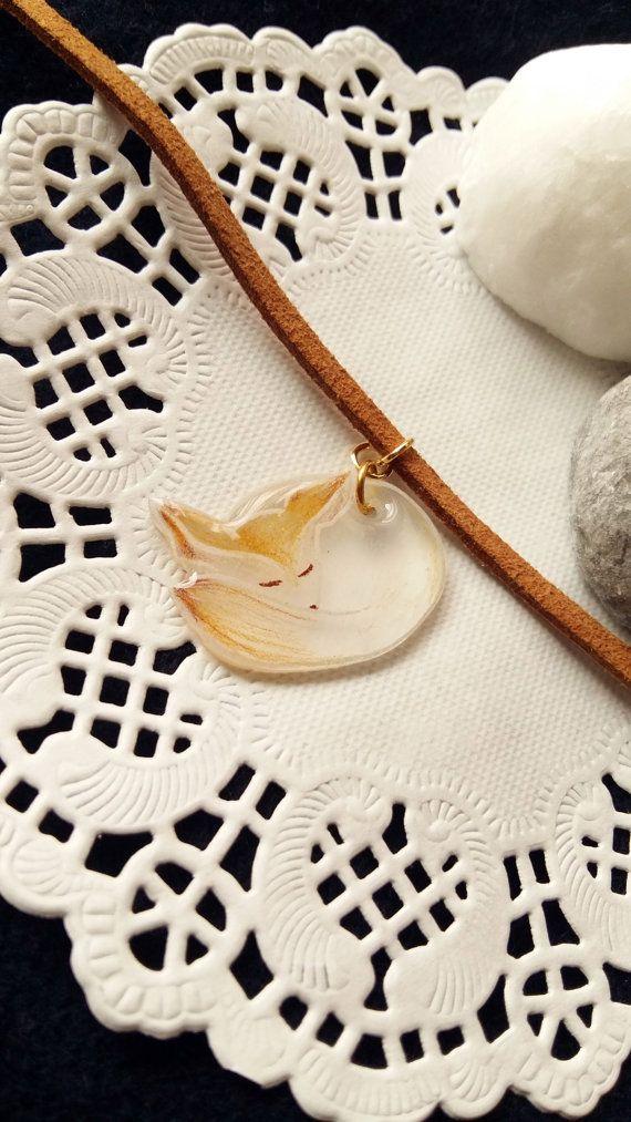 Desert fox bracelet by Mirage By Heila G https://www.etsy.com/listing/481137915/desert-fox-bracelet-animal-bracelet