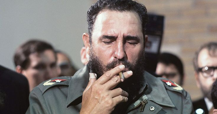 Look back at life of man who led Cuba for decades and was a key player in a crisis which almost led to nuclear war between the Soviet Union and America