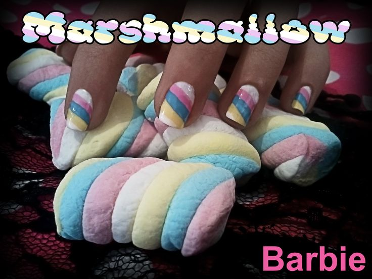 84 Best Striped Manicures Images On Pinterest Nail Art Nail Art
