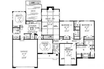 36 best floor plans i like images on pinterest for Best floor plan ever