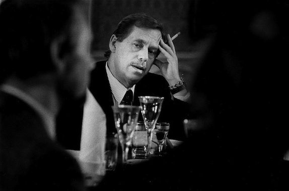 Paris Review – Václav Havel: Outtakes from an Interview, Adam Thirlwell