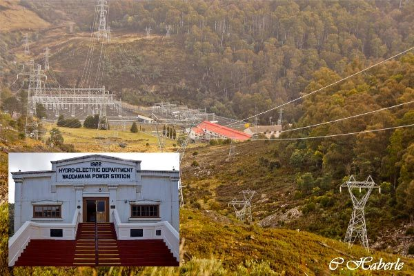 Waddamana: Hydro-Electric Power in Tas