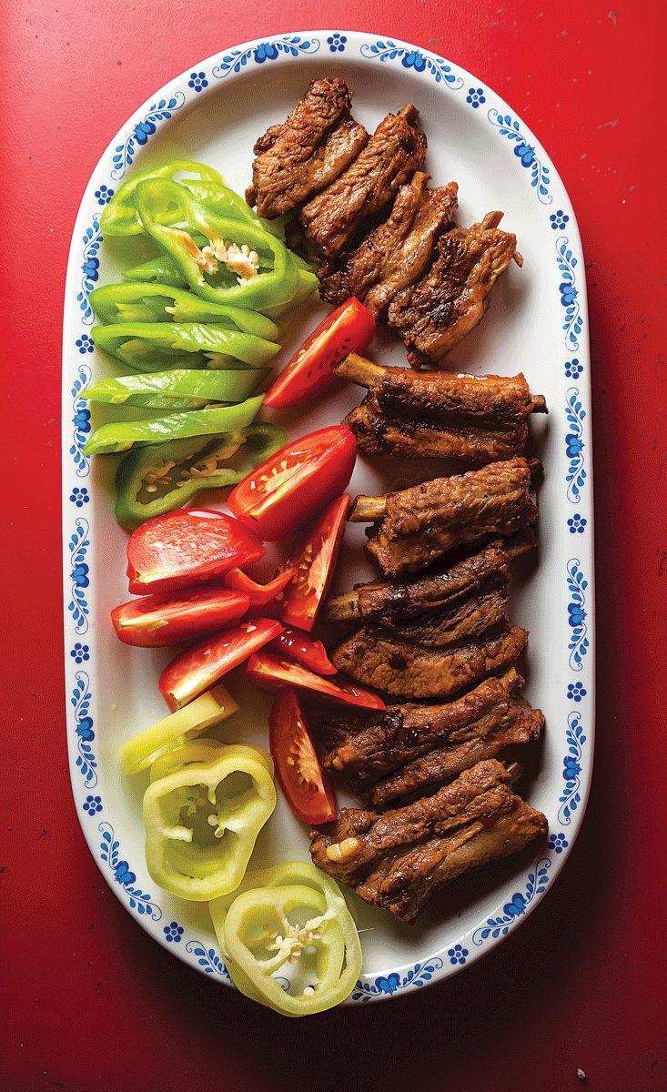 Zsírban Sült Sertés Oldalas (Braised and Fried Pork Spareribs) | SAVEUR