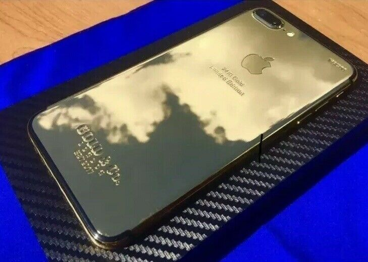 Apple iphone 7 plus 128gb unlocked any sim cdma gsm