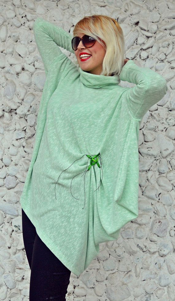 Light Green Acrylic Sweater / Light Green Soft Blouse / Light https://www.etsy.com/listing/480859610/light-green-acrylic-sweater-light-green?utm_campaign=crowdfire&utm_content=crowdfire&utm_medium=social&utm_source=pinterest