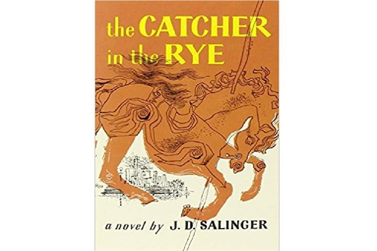 the passage of adolescence in catcher in the rye by j d salinger Holden's crisis with adolescence in the catcher  in the catcher in the rye, jd salinger uses  2012 the catcher in the rye: chapter 1 significant passage:.