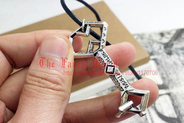 Hobbit Thorin escudo de carvalho Chave a chave da cadeia de Montanha Solitária O Senhor dos anéis senhor Dos Anéis homens jóias moda anel em Pingente Colares de Jóias & Acessórios no AliExpress.com | Alibaba Group