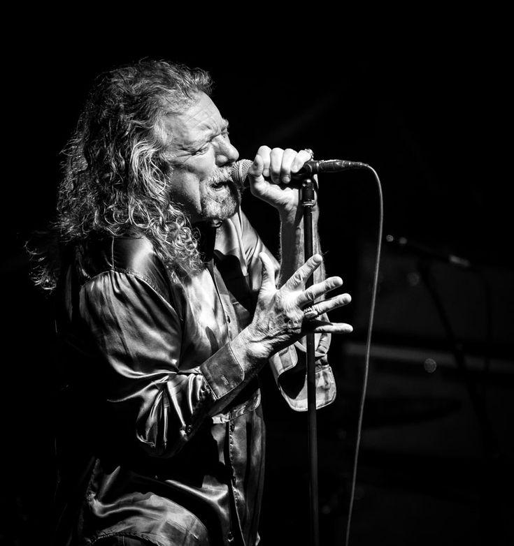Robert Plant, 2015.