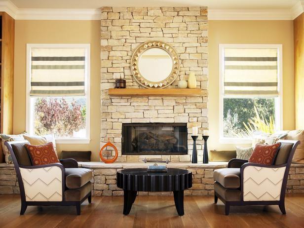 Traditional   Living Rooms   Genoveve Serge : Designers' Portfolio : HGTV - Home & Garden Television
