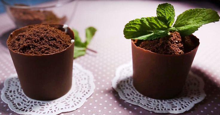 Suklaaruukut – herkullisen hämmentävä jälkiruoka