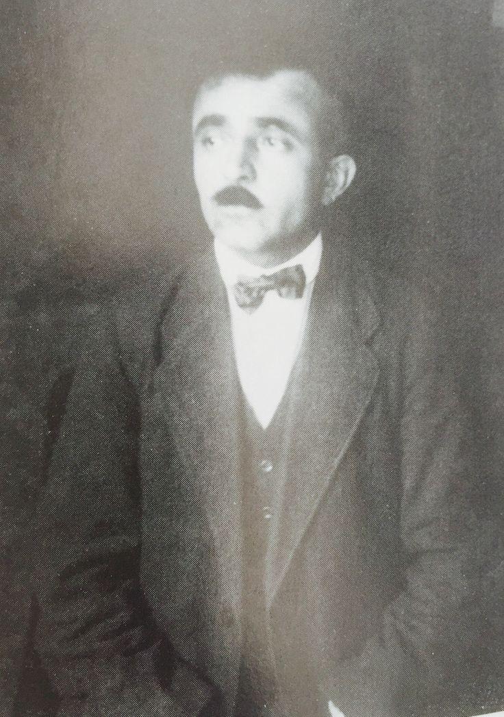 Enver Paşa 1918